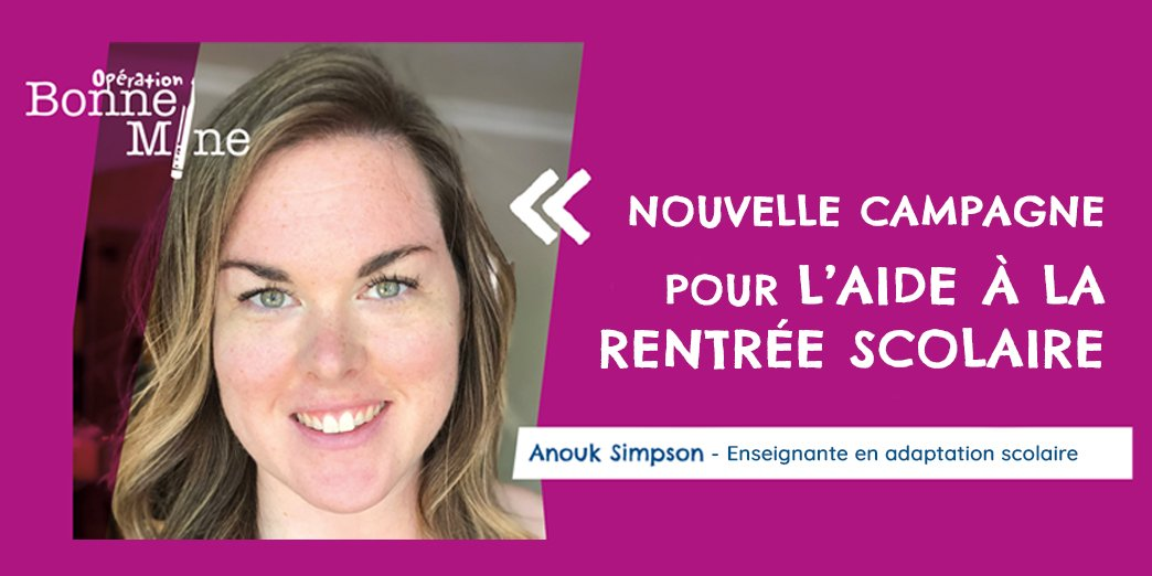 (OBM) Paroles de profs : Anouk Simpson